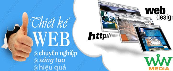 Dịch vụ thiết kế web chuyên nghiệp