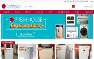 website bán hàng bãi Nhật