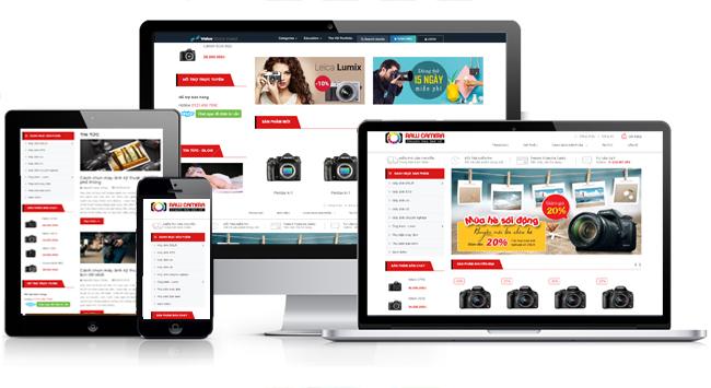 Công ty thiết kế website tại Thái Bình