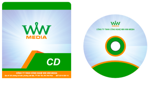 Đĩa CD win win media