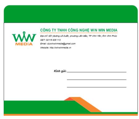 Phong bì win win media