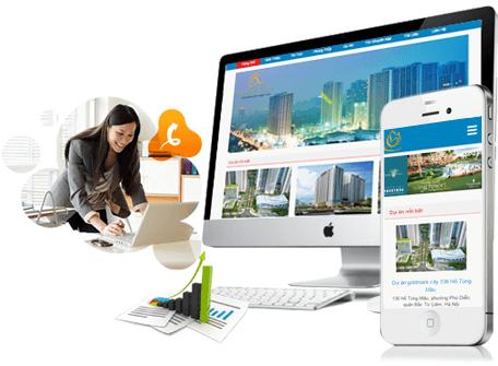 Thiết kế website tại Vĩnh Yên tỉnh Vĩnh Phúc