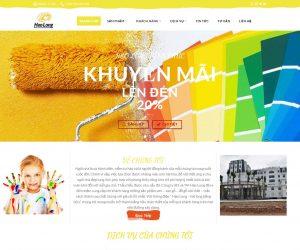 Website Hạo Long