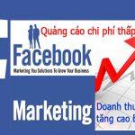 Quảng cáo FACEBOOK ADS tại Vĩnh Phúc