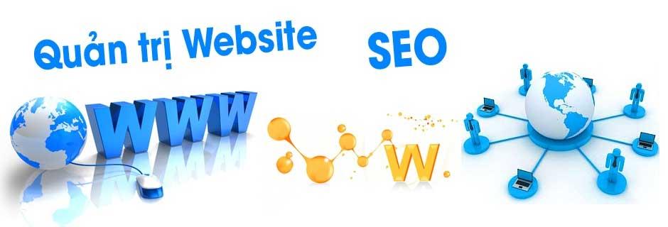 Quản trị website SEO