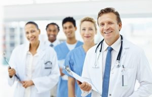 Website y tế chuyên nghiệp