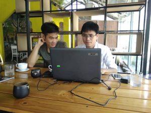 Thiết kế website quảng cáo Hải Đăng