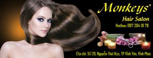 Tư vấn chạy quảng cáo Facebook Monkeys Hair Salon tại Vĩnh Phúc