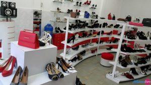 Web bán giày dép
