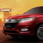 Mẫu website bán ô tô Honda