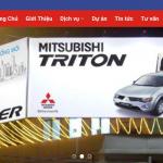 Mẫu website in ấn quảng cáo Tuấn Phương