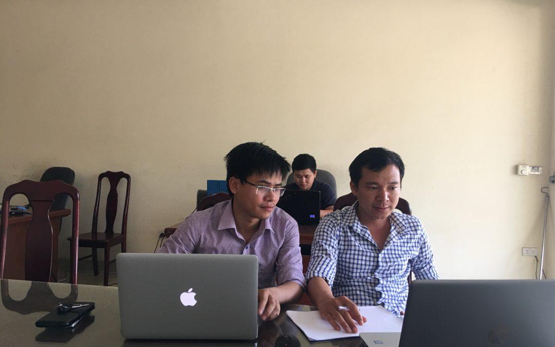 Tư vấn thiết kế website Luật Bình Minh