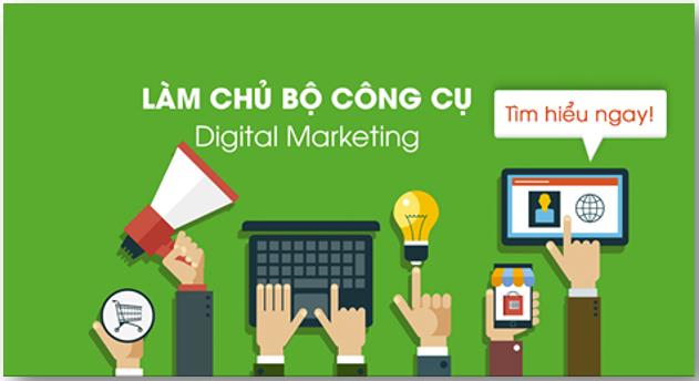 Nhứng lợi ích sau khóa học đào tạo Marketing online doanh nghiệp
