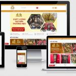 Thiết kế website bán đồ đồng