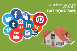 Giải pháp Marketing online bất động sản