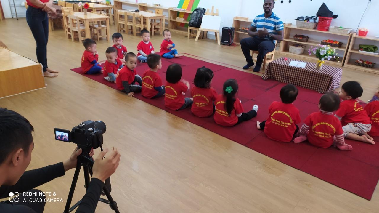 Xây dựng videos marketing trường mầm non Montessori House Vĩnh Yên – Vĩnh Phúc