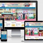 thiết kế web THPT