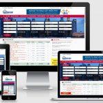 Thiết kế mẫu web bất động sản