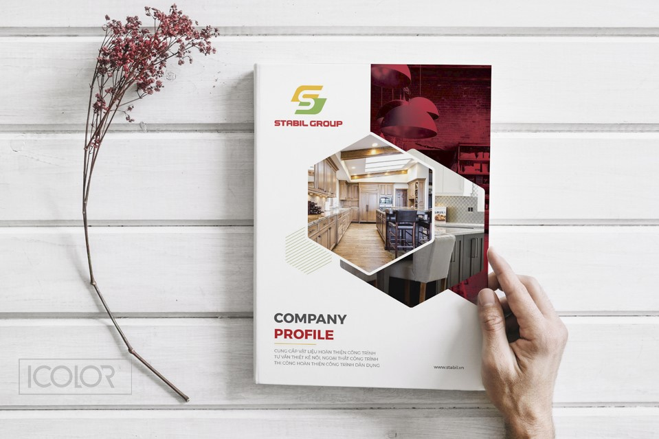 Thiết kế Catalog tại Vĩnh Phúc
