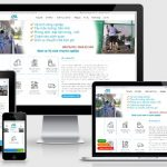 Thiết kế web vệ sinh công nghiệp tại vĩnh phúc