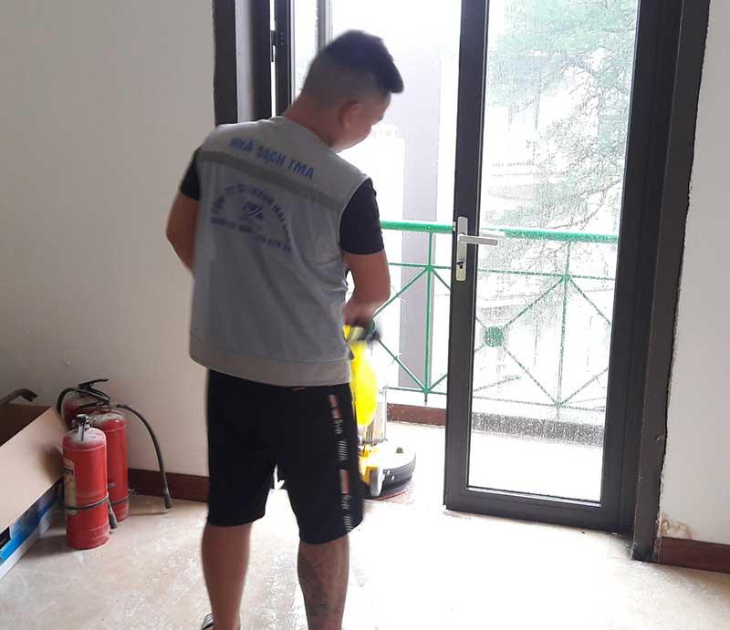 Dịch vụ vệ sinh công nghiệp tại Vĩnh Phúc