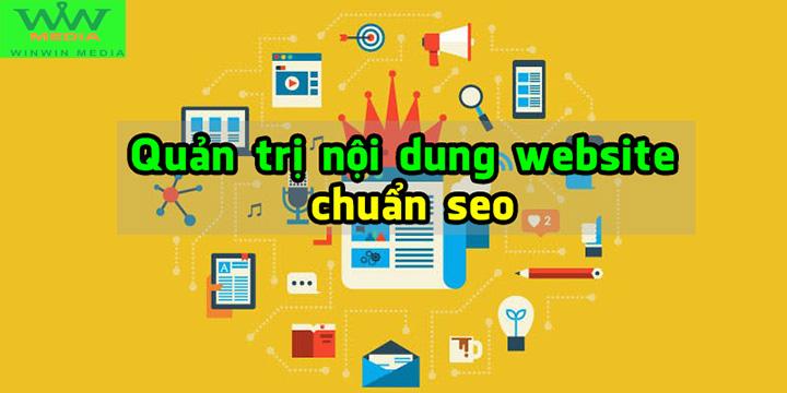 quản trị nội dung website tại Phú Thọ