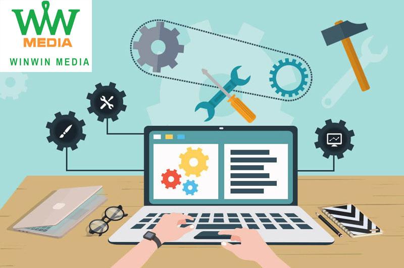 quản trị chăm sóc web tại Thái Nguyên