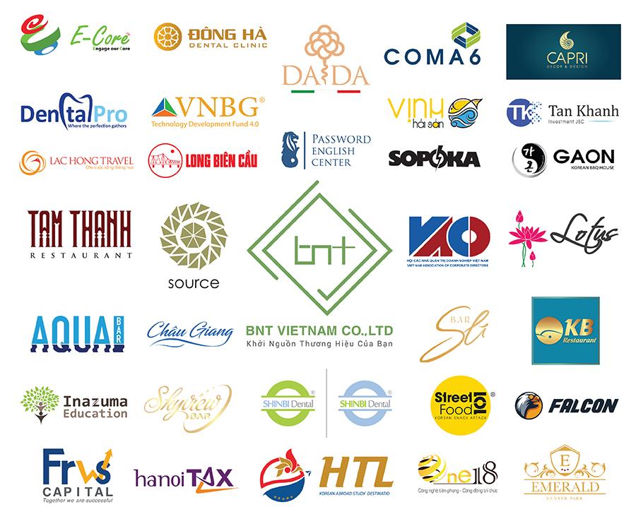 Design Logo tại Bắc Ninh giá rẻ