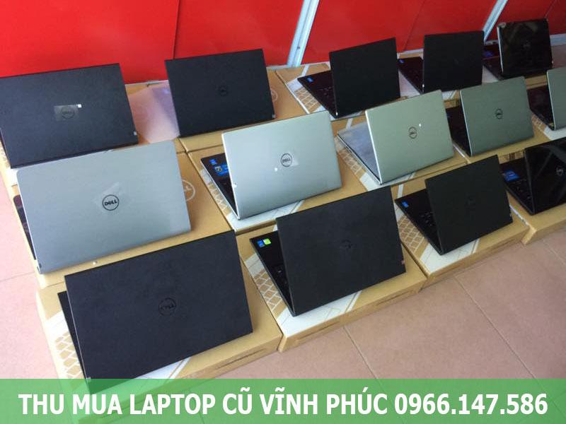 Thu mua Laptop máy tính cũ Vĩnh Phúc