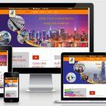 Thiết kế mẫu web cung ứng nhân sự Masuga tại Vĩnh Phúc