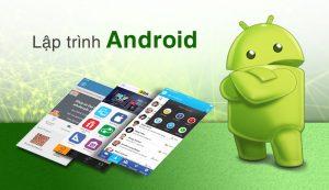 Lập trình ứng dụng Mobile Android tại Vĩnh Phúc