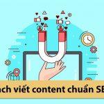 Cách viết bài (content) chuẩn Seo lên Website