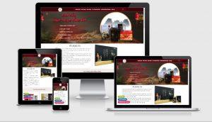 Thiết kế website kinh doanh Dược phẩm Hàn Quốc