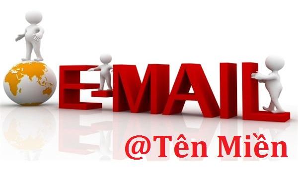 Dịch vụ đăng ký email theo tên miền tại Vĩnh Phúc