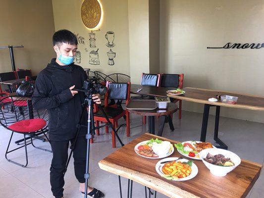Marketing online cho quán Snow Island Coffee Vĩnh Yên