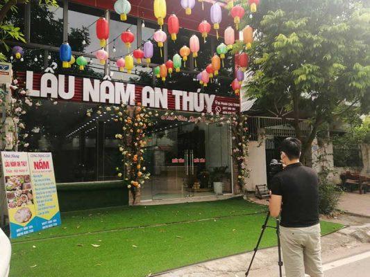 video marketing nhà hàng AnThúy