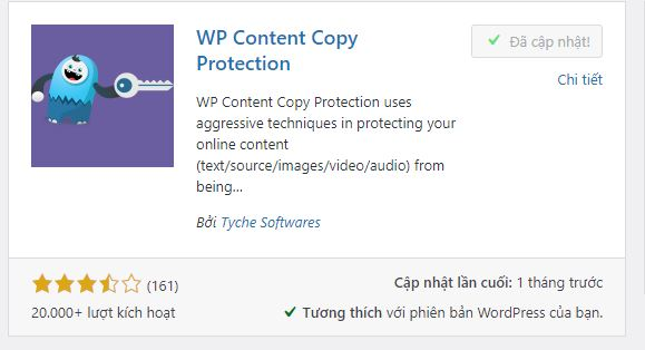 Content Copy Protection