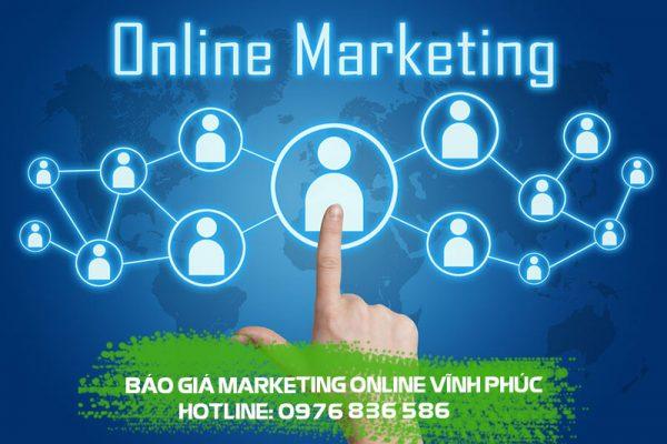 Báo giá Marketing Online tại Vĩnh Phúc
