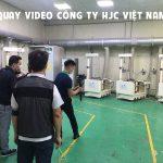 Quay video công ty HJC Vina KCN Khai Quang Vĩnh Yên
